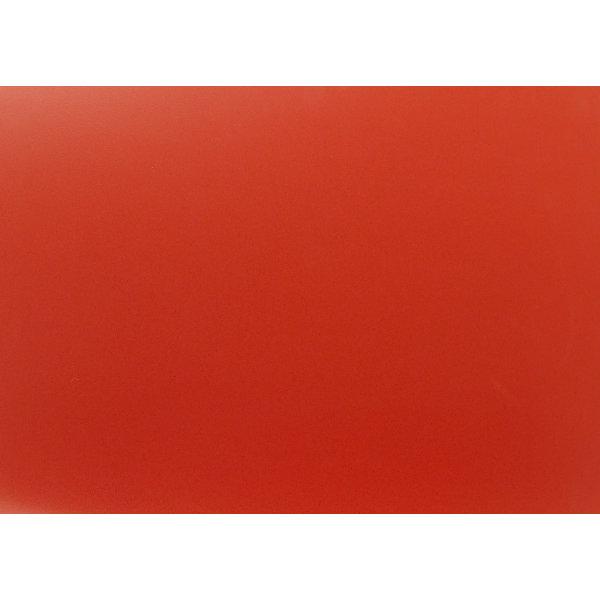 RBM Noor kantinestol rød, ben i eg