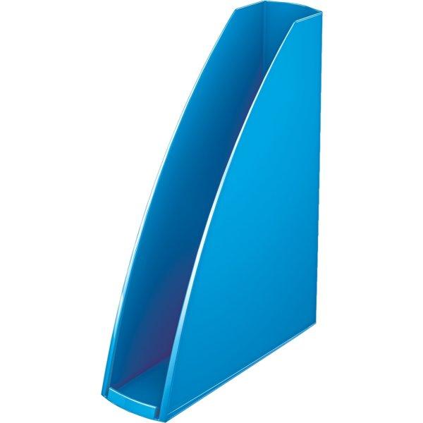 Leitz WOW tidskriftholder, blå