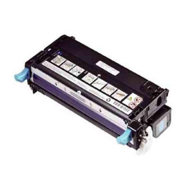 Dell 593-10294 lasertoner, blå, 3000s