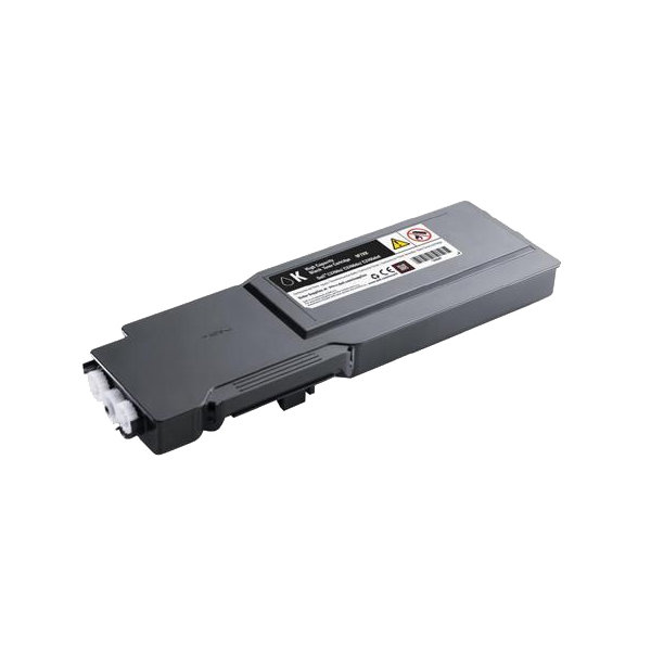 Dell 593-11115 lasertoner, sort, 7000s