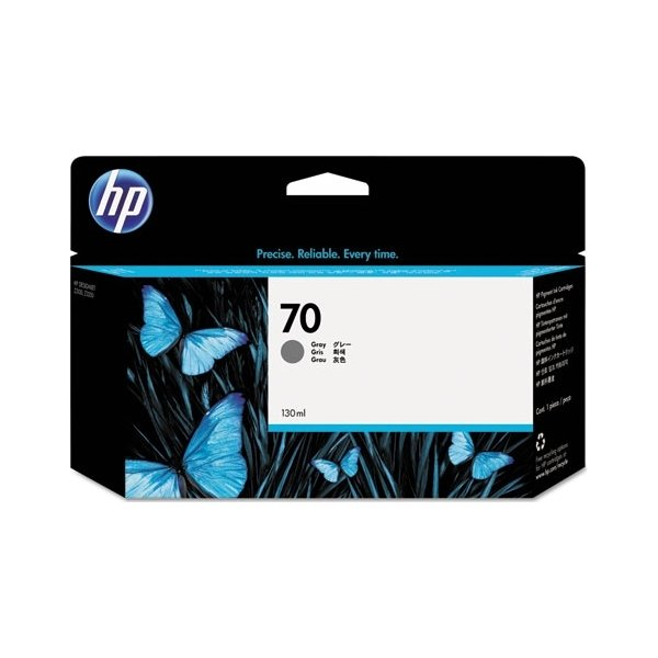 HP nr.70/C9450A blækpatron, grå, 130ml