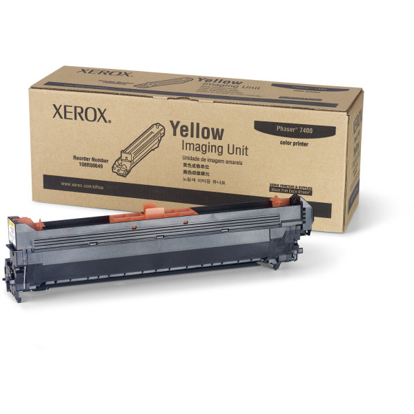 Xerox 108R00649 tromle, gul, 30000s