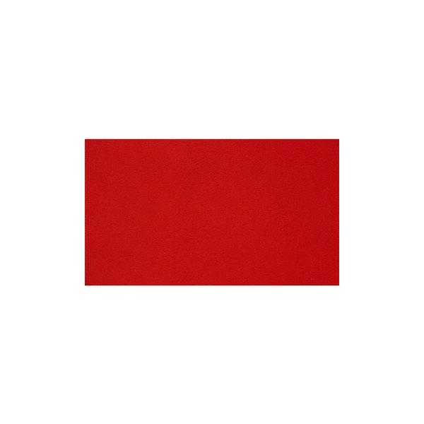 CL Pinto sadelstol m/ ryglæn, rød, kunstlæder
