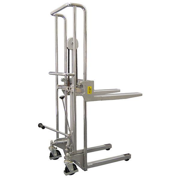 Mini-stabler m/manuelt løft, 80-1500mm, 400 kg