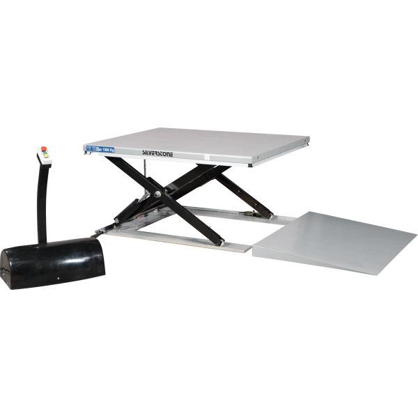 Lavprofils løftebord, 1000 kg, 85-860 mm