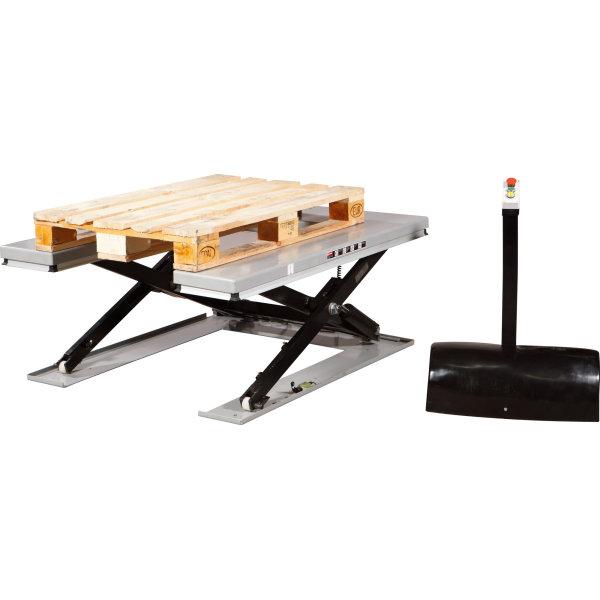 U-profils løftebord, 1000 kg, 85-860mm