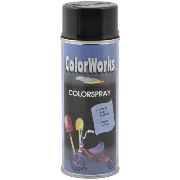 ColorWorks hobbyspray, dybsort