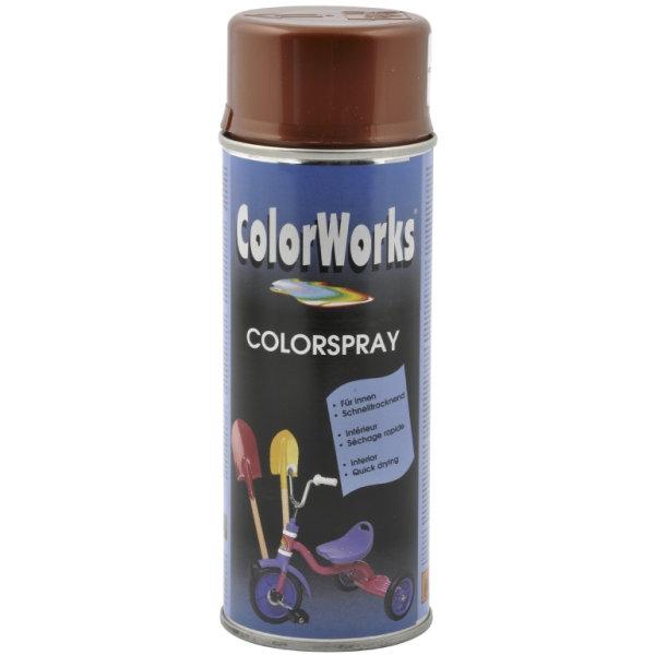 ColorWorks hobbyspray, kobber
