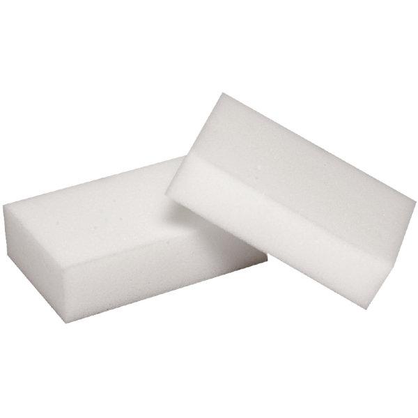Melaminsvamp / pletfjerner, hvid
