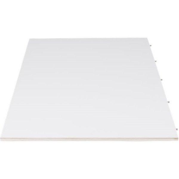 Ekstra plade hvid til Thor Konferencebord