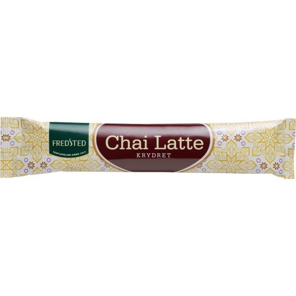 Fredsted Chai Latte krydret instant te, 8 sticks