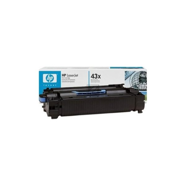 HP nr.43X/C8543x lasertoner, sort, 30000s