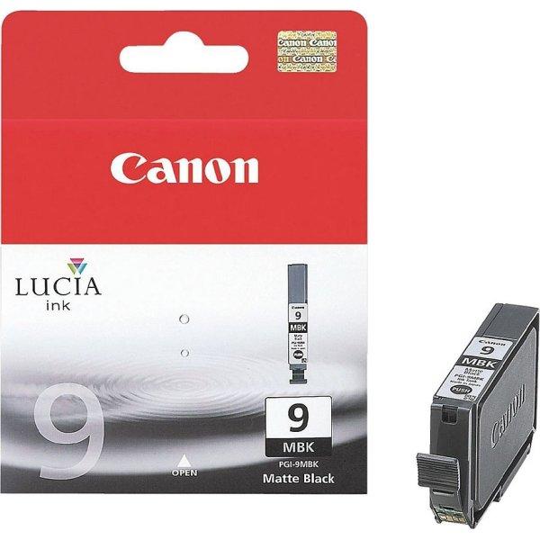Canon PGI-9MBK blækpatron, mat sort, 530s
