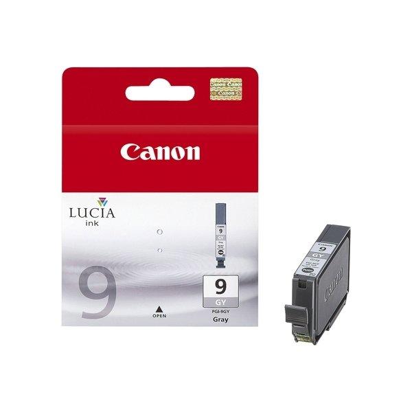 Canon PGI-9GY blækpatron, grå, 1150s