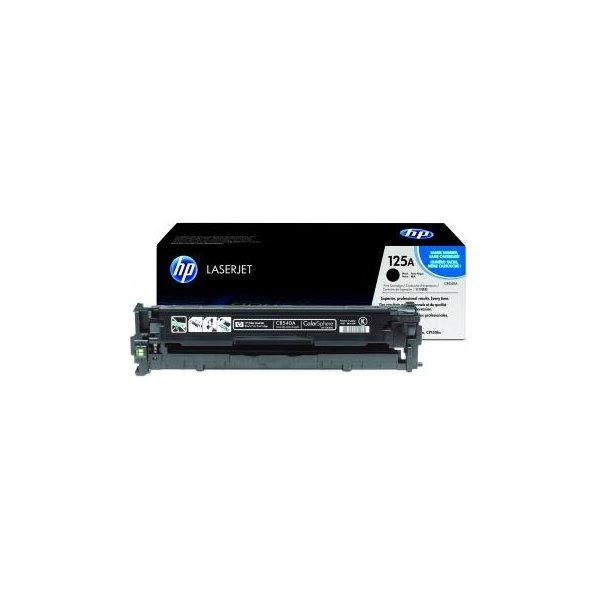 HP nr.125A/CB540A lasertoner, sort, 2200s
