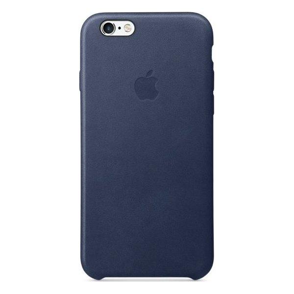Apple iPhone 6s Plus Leather Case, blå