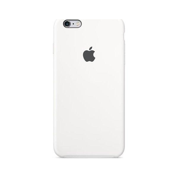 Apple iPhone 6s Plus Silicone Case, hvid
