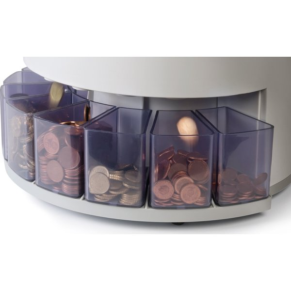 Safescan 1250 DKK mønttæller og møntsortering