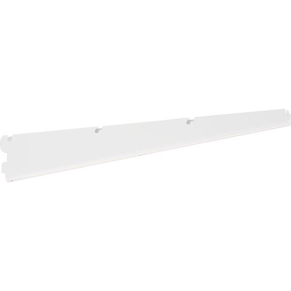 Elfa Click-in konsol 50, længde 500 mm, hvid