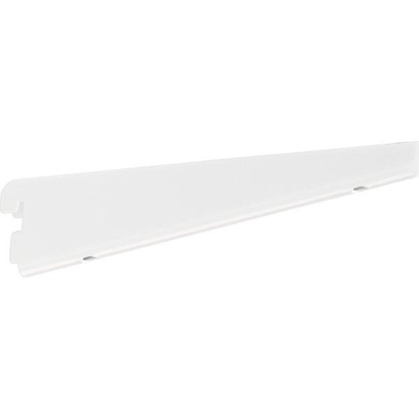 Elfa Traditionel konsol 25, længde 220 mm, hvid