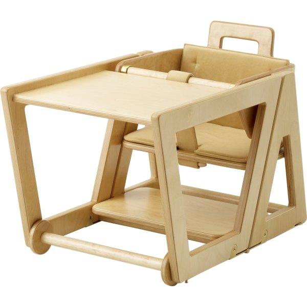 Hindevadgaard Børnestol, Beige