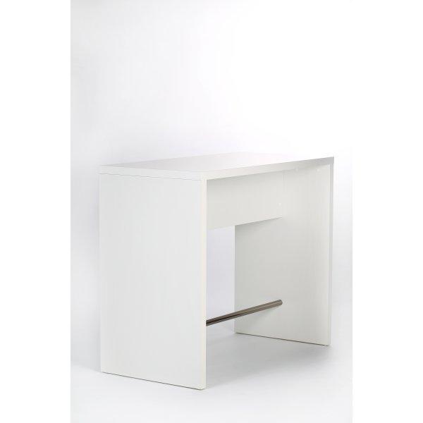 Detroit højt møde bord B60xL120xH100 cm hvid