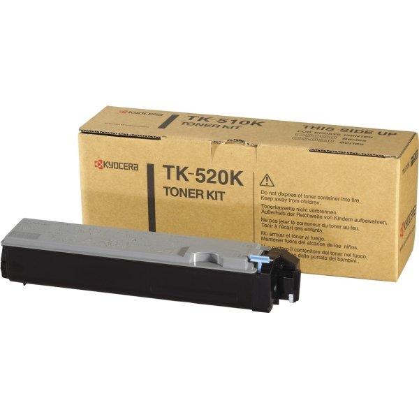 Kyocera 0T2HJ0EU lasertoner, sort, 6000s