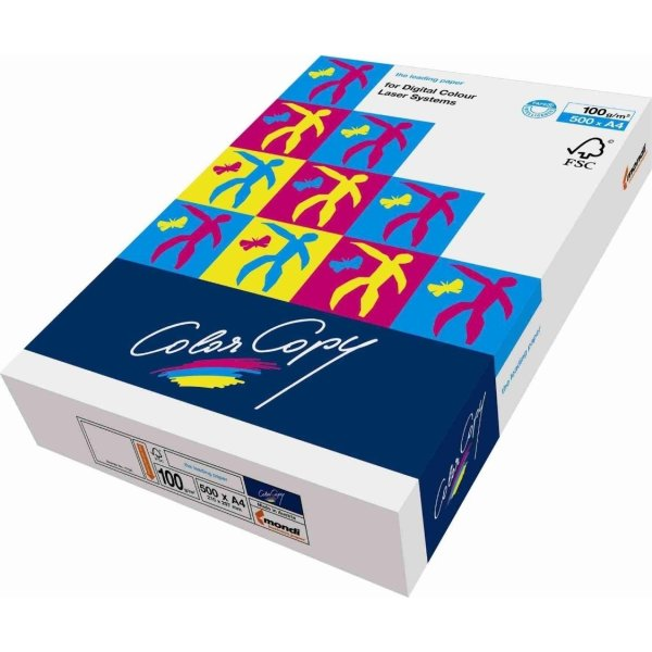 ColorCopy laserpapir A3/100G/500 ark