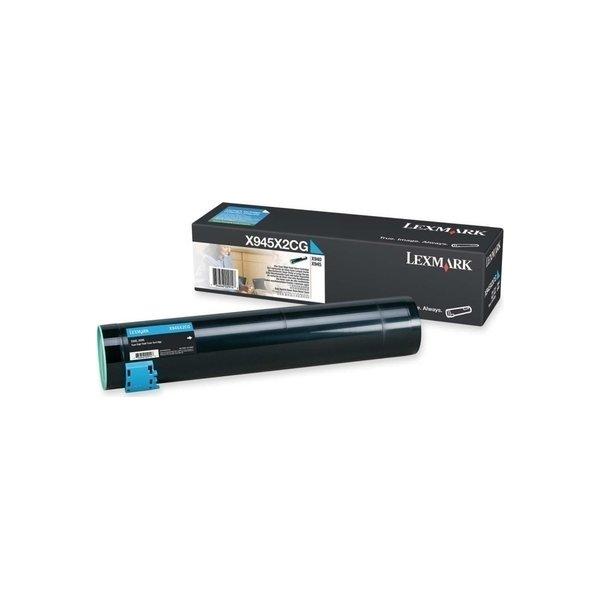 Lexmark X945X2CG toner cyan, 22.000 sider