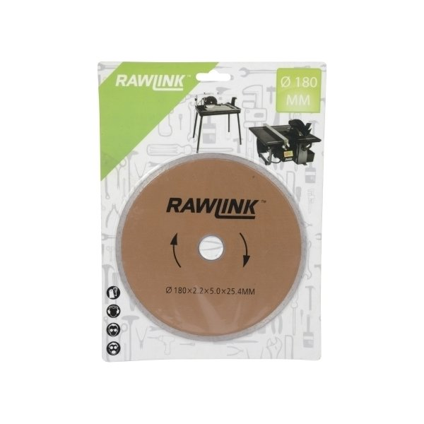 Rawlink diamantklinge, 180 mm