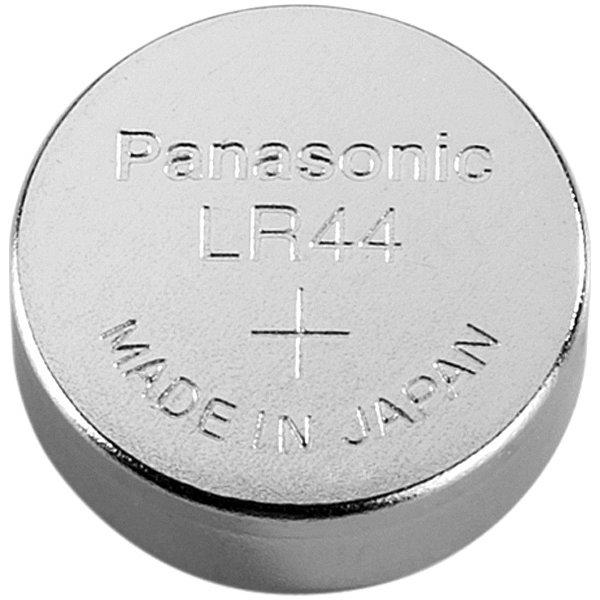 Panasonic LR44 / AG13 knapcelle batteri