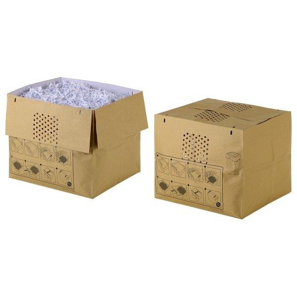 Rexel 1765031EU genbrugsmakulatorposer, 20 stk