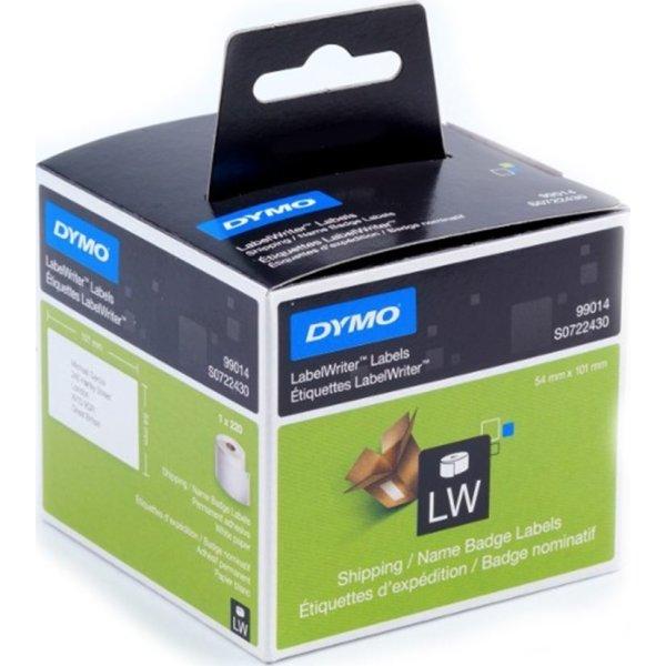Dymo LW shippingetiket 54x101 mm