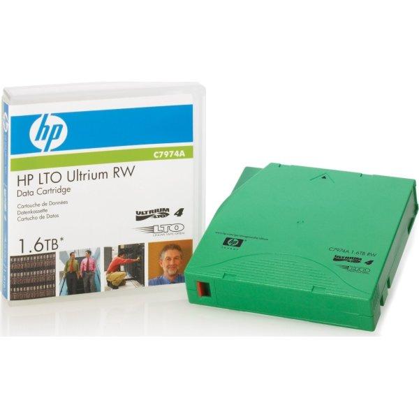 HP Ultrium LTO4 cartridge (800GB/1600GB)