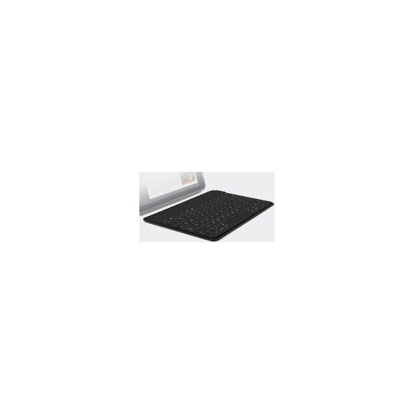 Logitech Keys-To-Go mobilt iPad keyboard, sort