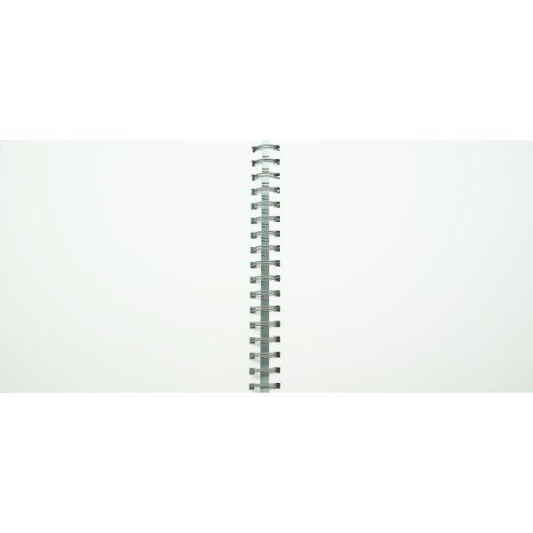 Mayland Fotoalbum Colors of life, hvid, 240x230mm