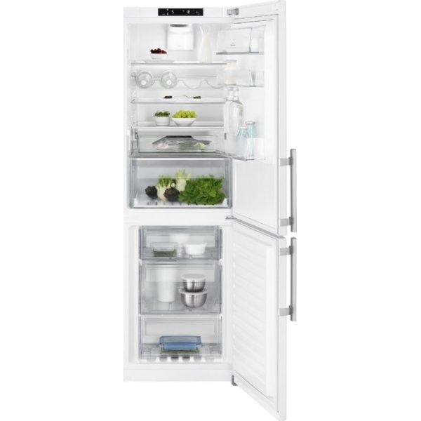 Populære Electrolux EN3455MOW A++ køleskab - Fri Fragt! RK-51