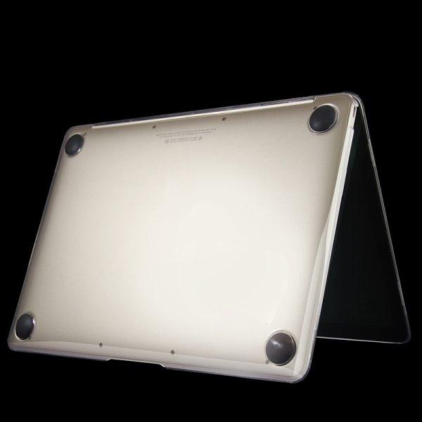 "Twincase MacBook Pro retina 15"" cover, transp. mat"