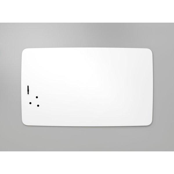 Lintex Air Flow Whiteboard, 199 x 119 cm