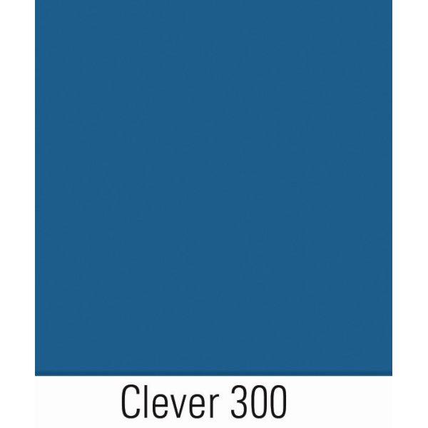 Lintex Mood Flow, 100 x 200 cm, blå clever