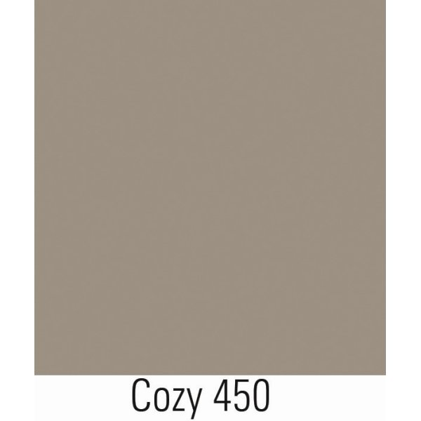 Lintex Mood Flow, 100 x 125 cm, gråbrun cozy