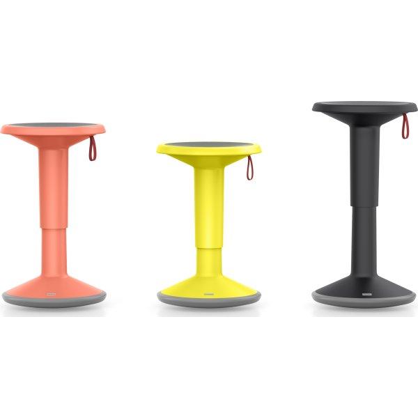 Global Up stol, Rød