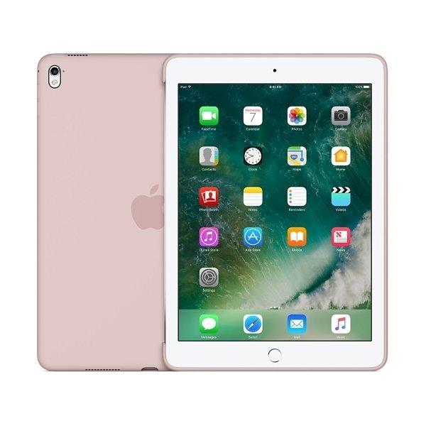 """Apple Silikone-etui til iPad Pro 9,7"""", pink sand"""