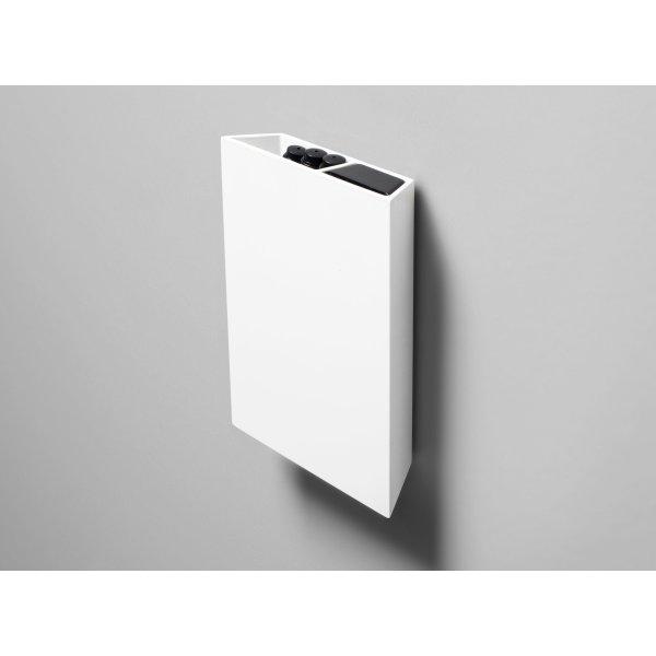 Lintex Air Pocket i hvid aluminium