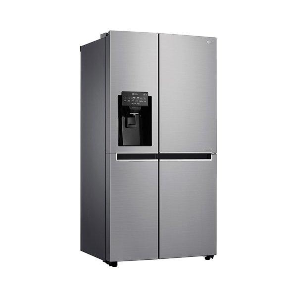 LG GSL760PZXV Amerikaner køle-fryseskab, stål