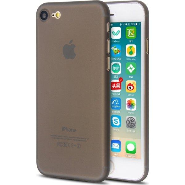 Twincase iPhone 7 case, transparent sort