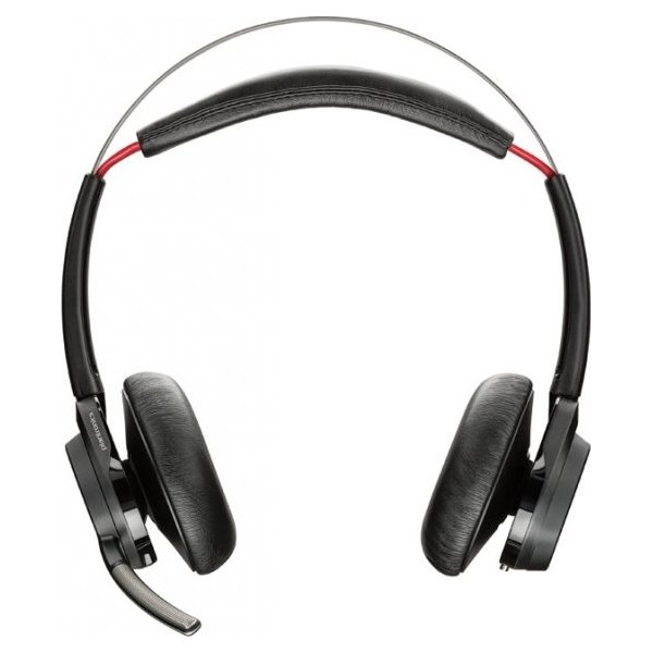 Plantronics Voyager Focus UC B825 Headset, sort