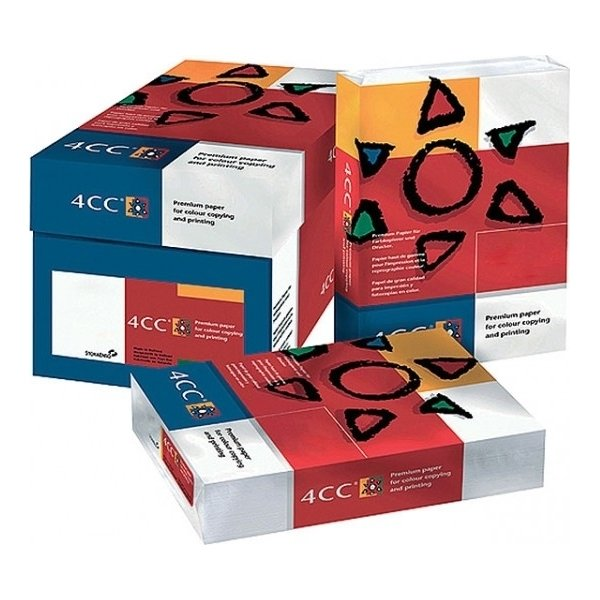 4CC ColorCopy laserpapir A3/100g/500ark