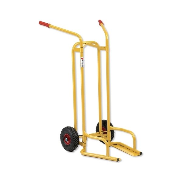 Ravendo dækvogn, 200 kg, luftgummihjul