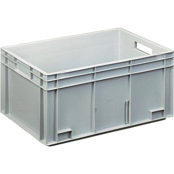 Tidssvarende Lagerkasse 55 liter,(LxBxH) 60x40x28 cm - Lomax A/S ZU-46